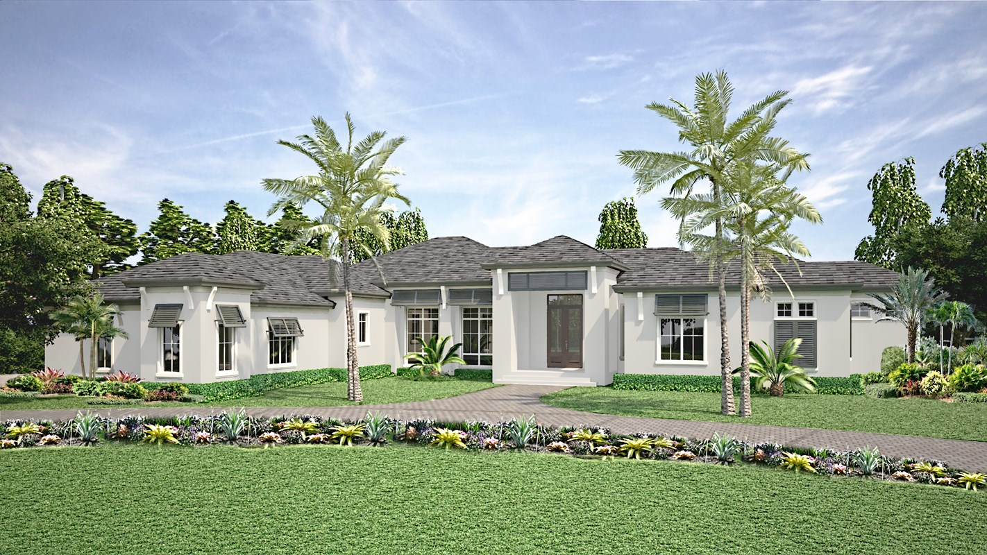McGarvey Custom Homes Constructing New Estate Home Model in Quail West