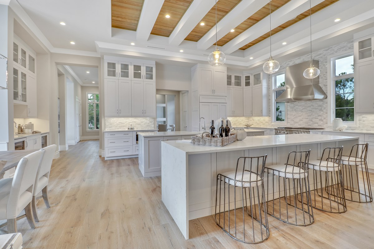 Stock Signature Homes Opens  New Estate Home Model in Quail West
