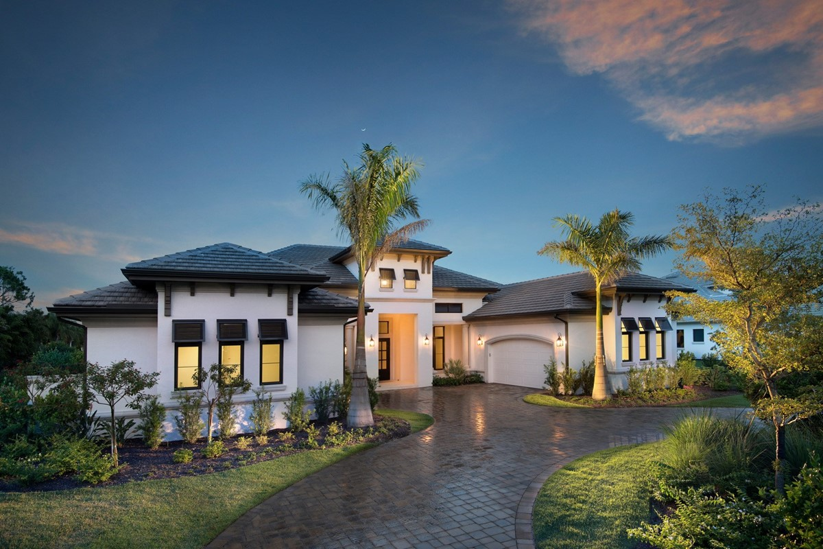 Four Inventory Homes Available  Immediately At Quail West