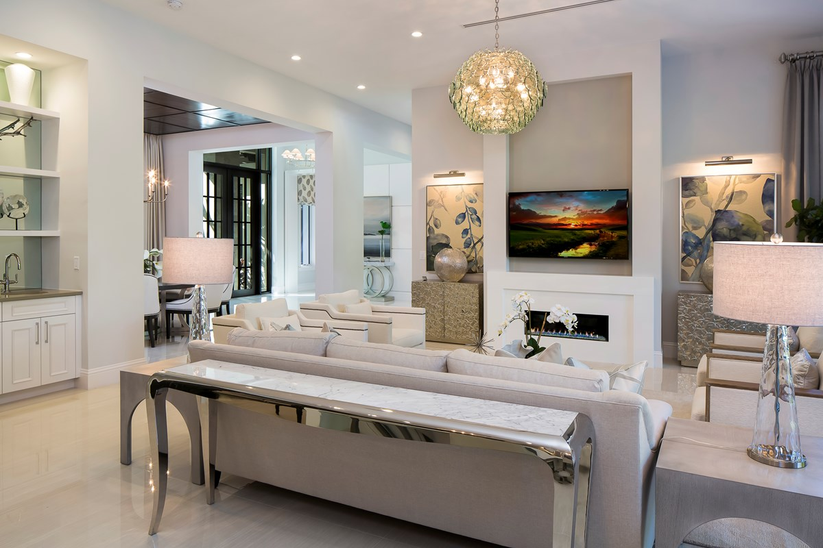 Three Stock Signature Homes Models Featured During Open House Today