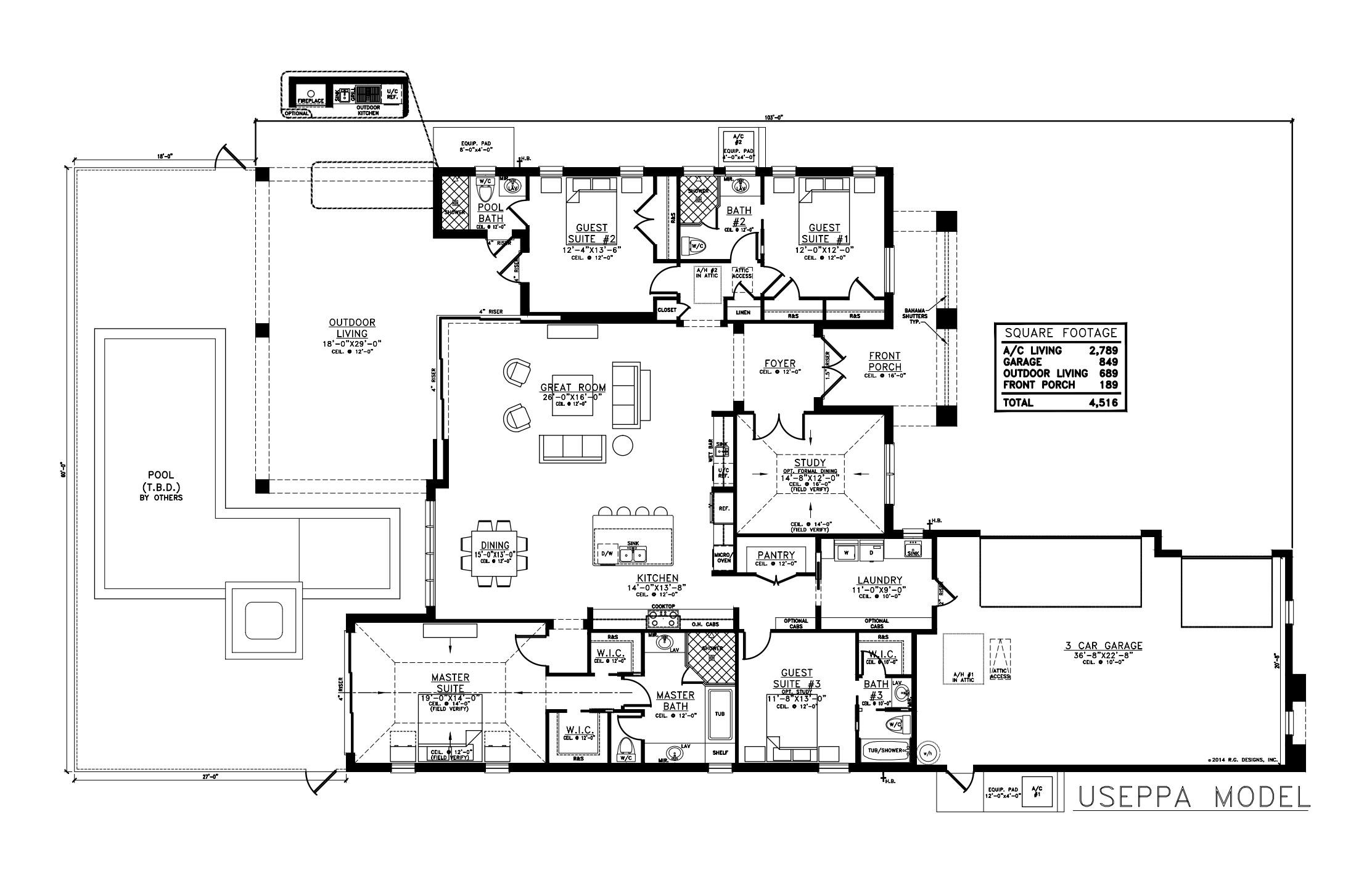 Useppa Floorplan