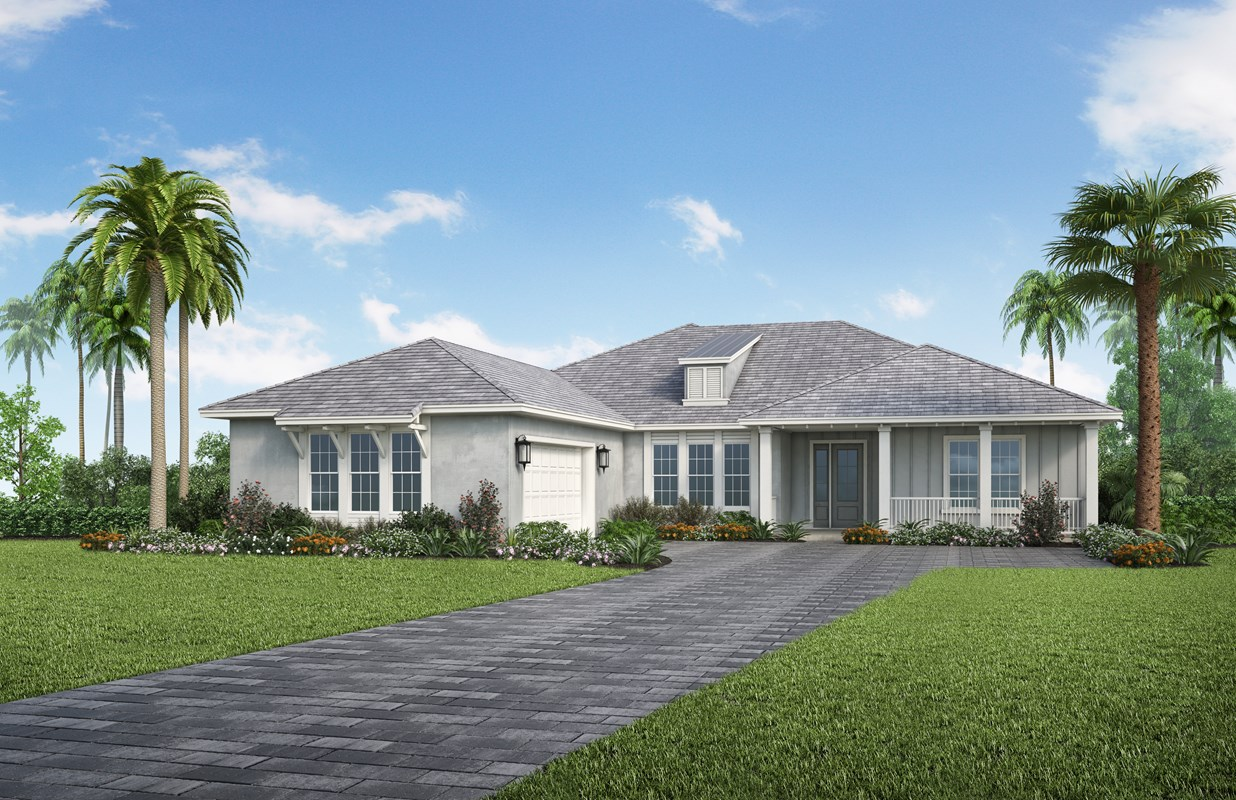Stock Signature Homes Offers New Floor Plans And Pricing At Hidden Harbor