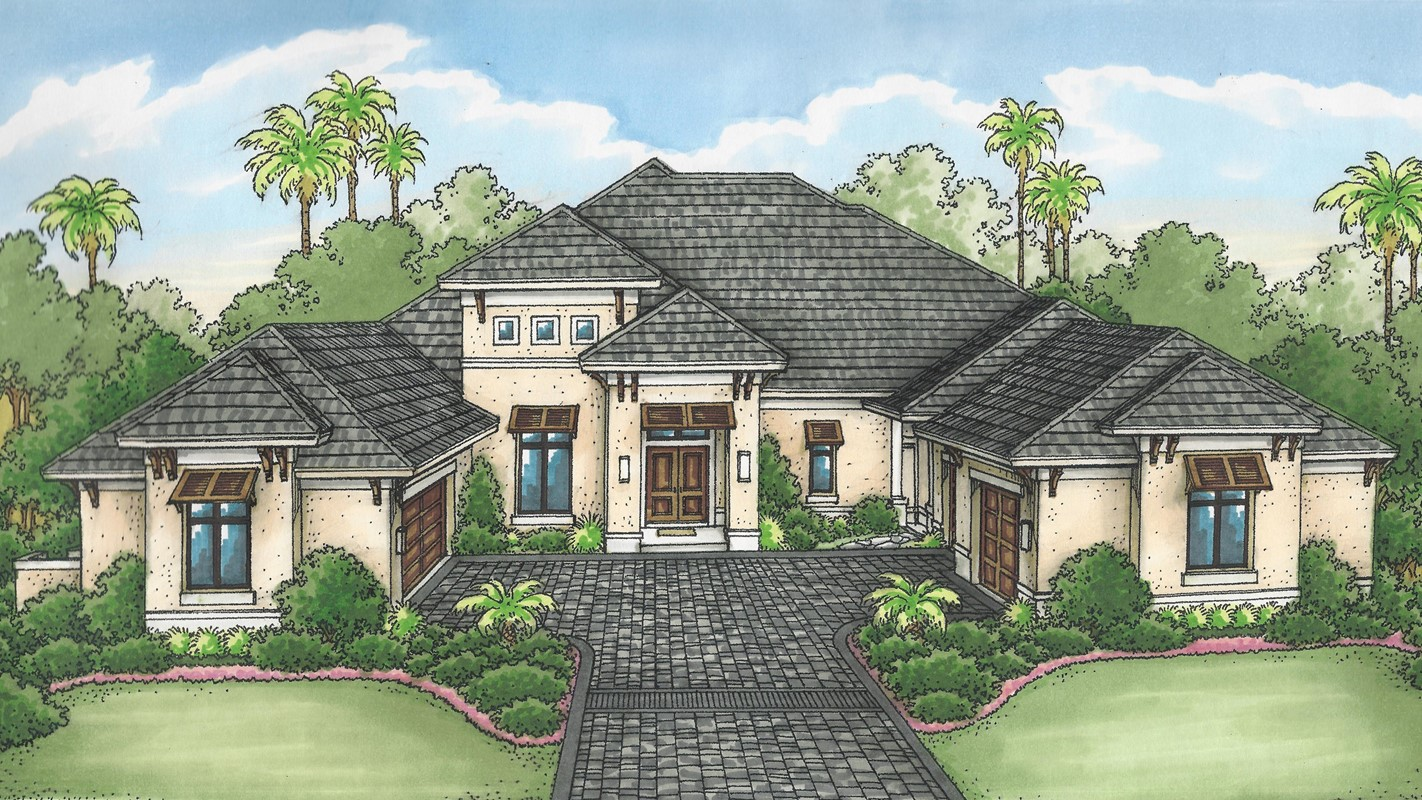Stock Announces New Model Completed in Quail West