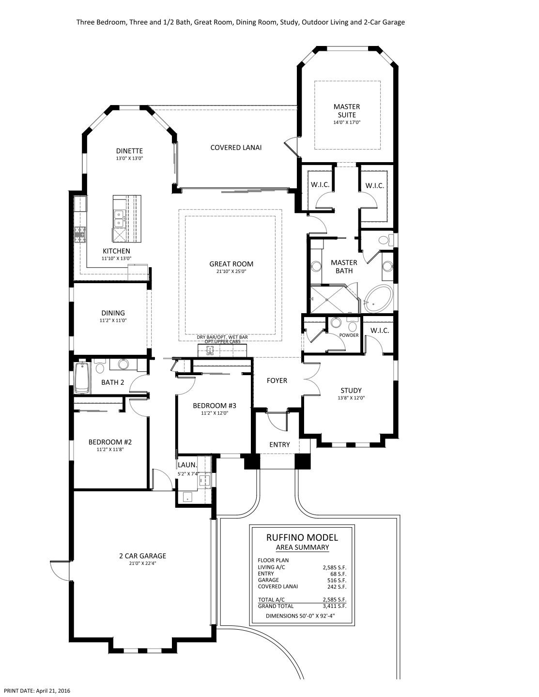 Ruffino Floorplan