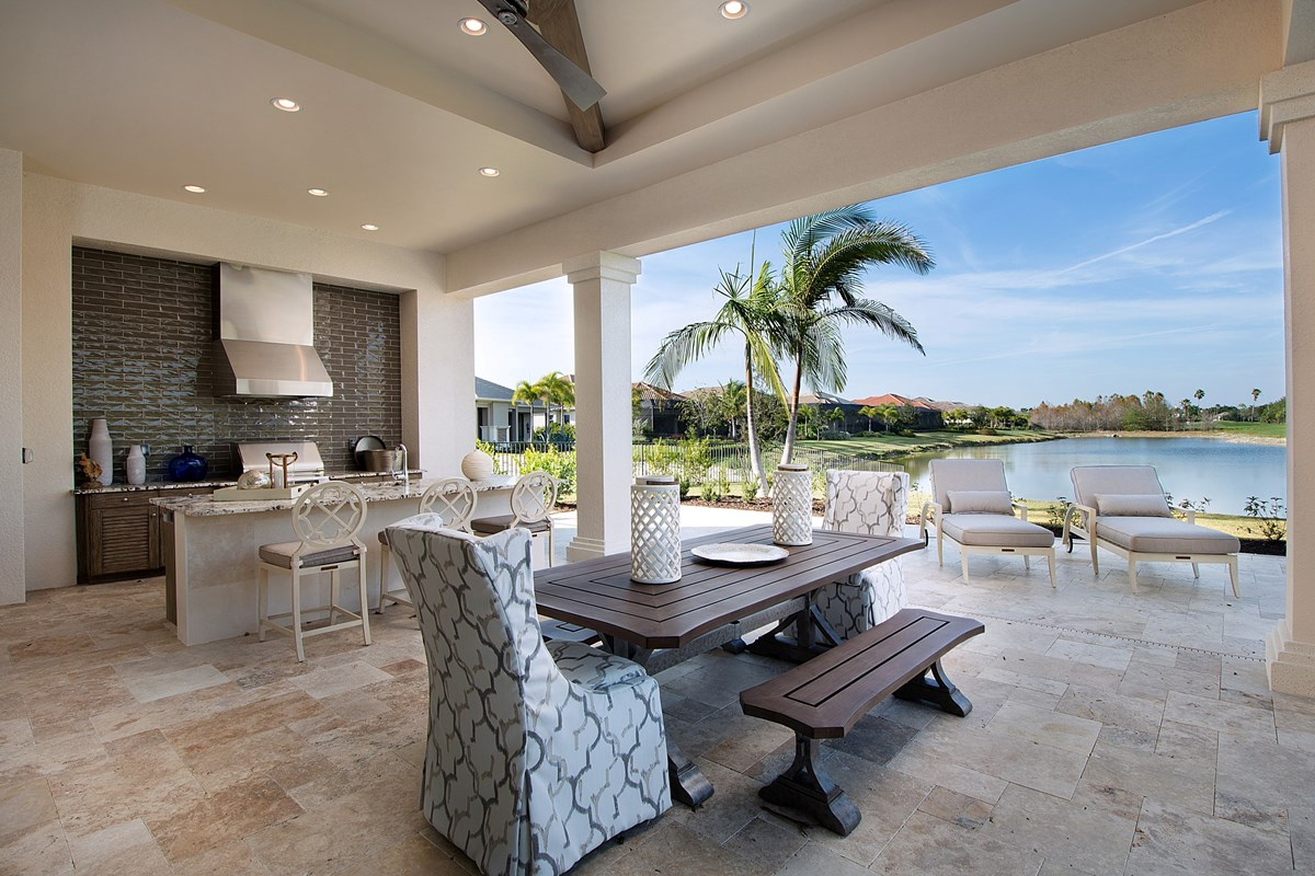 Quail West Showcasing 10 Models  During CBIA Parade of Homes