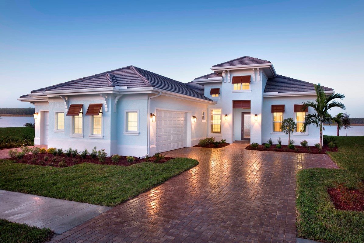 Stock Development Features Stunning Move-In Ready Homes Across Southwest Florida!
