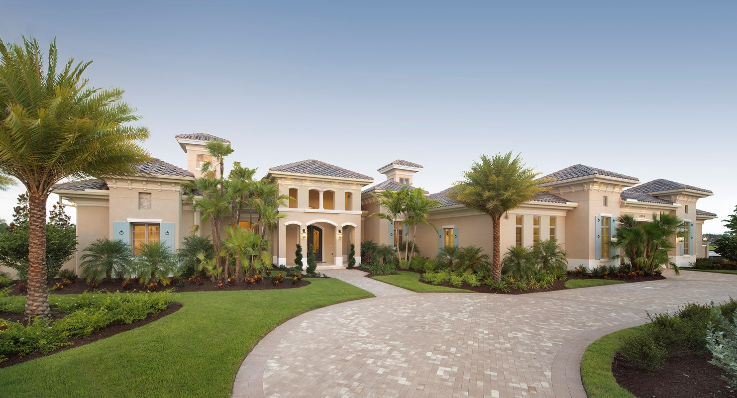 Cristale Grand Estate Model to be Completed Late July at Quail West