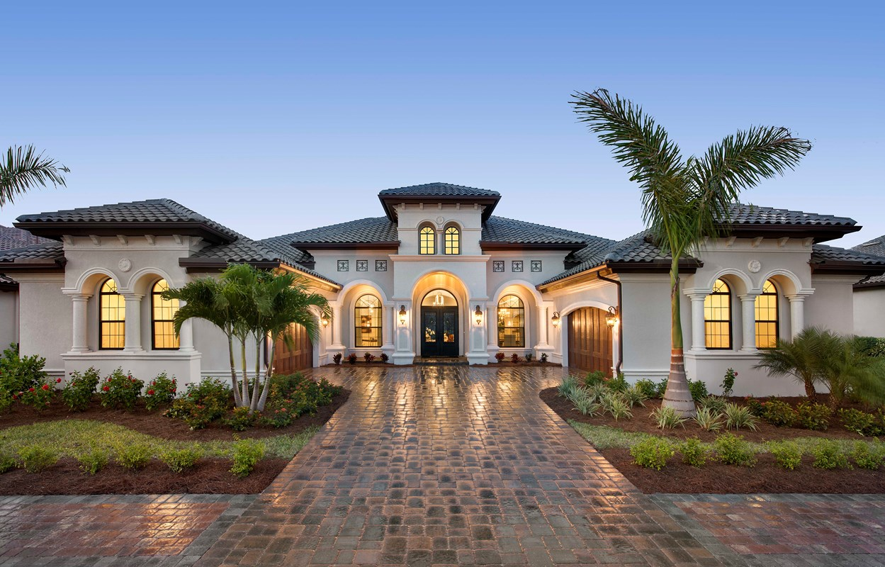 Single-Family Homes Are Move-In Ready At Lakoya: Fewer Than 100 Homes Remain For Sale Lely Resort