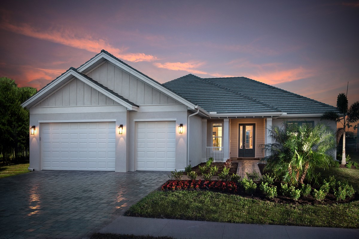 Stock Offers New Models & New Neighborhoods In South Naples: Cottonwood Collection Released!