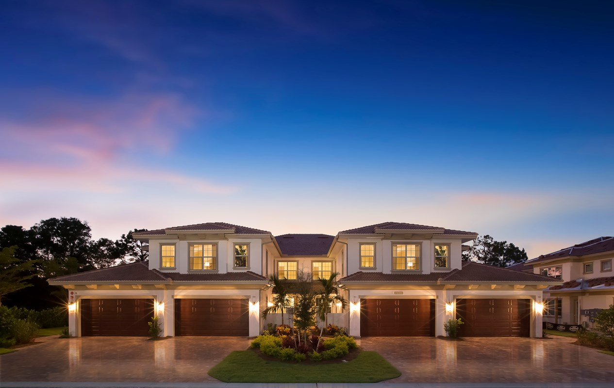 Stock Completes New Building At Cipriani At Lely Resort: Inventory Homes Available