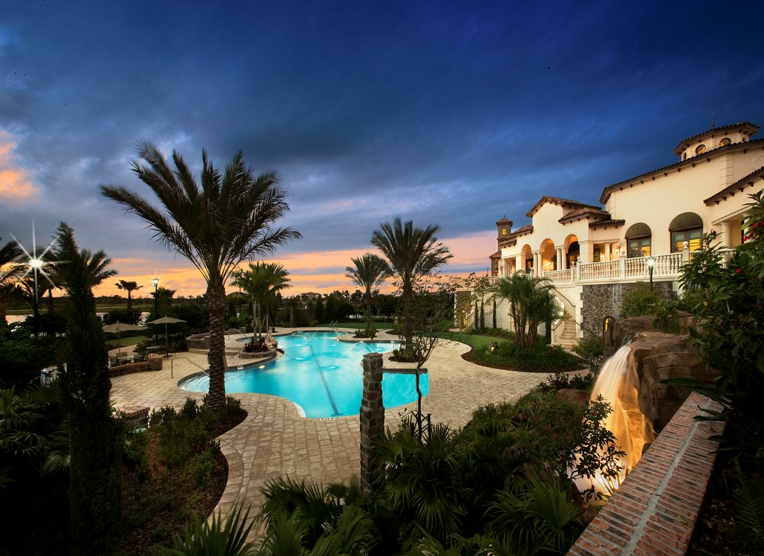 THE LAKE CLUB AT LAKEWOOD RANCH ANNOUNCES TOUR OF HOMES
