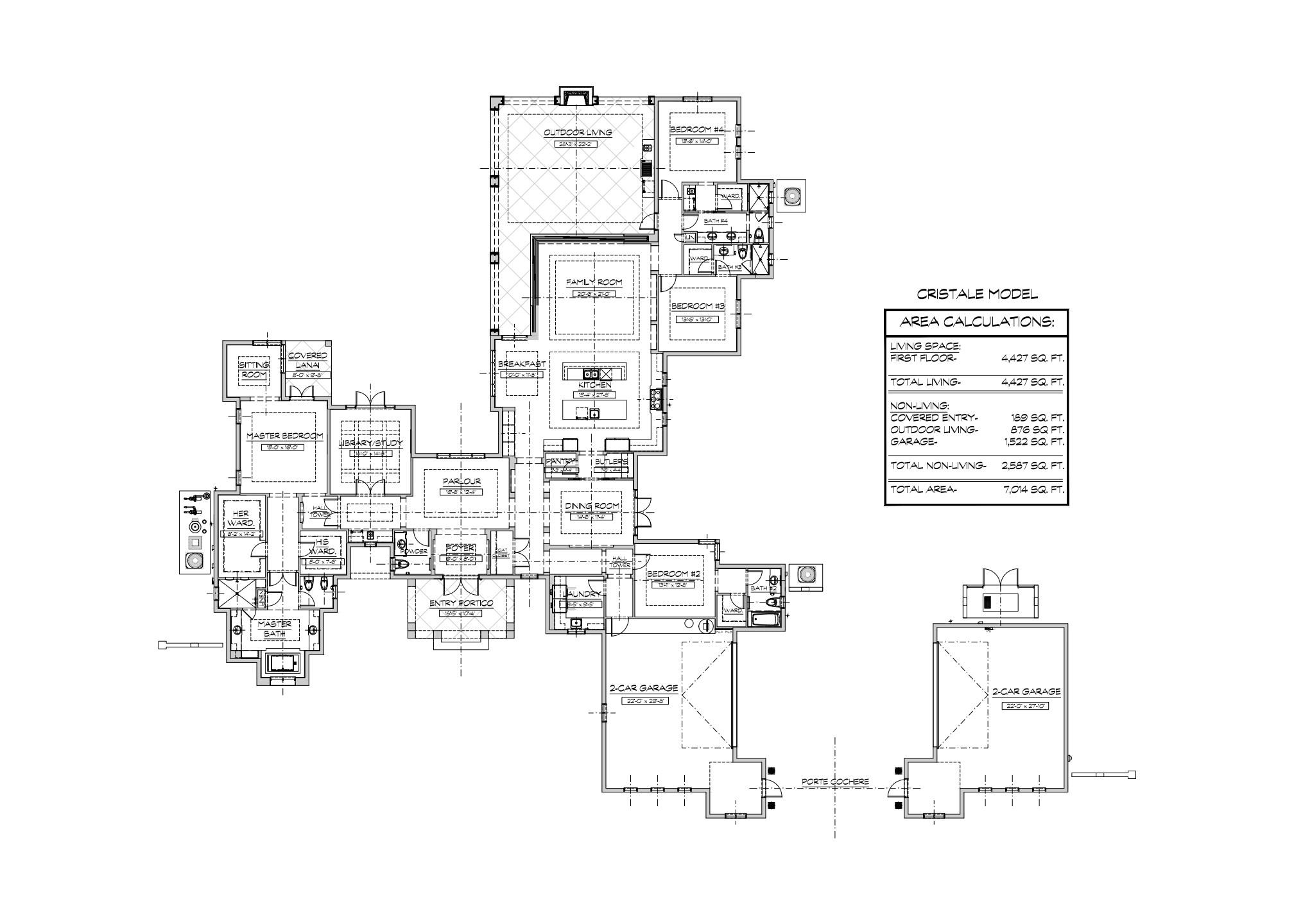 Cristale Floorplan