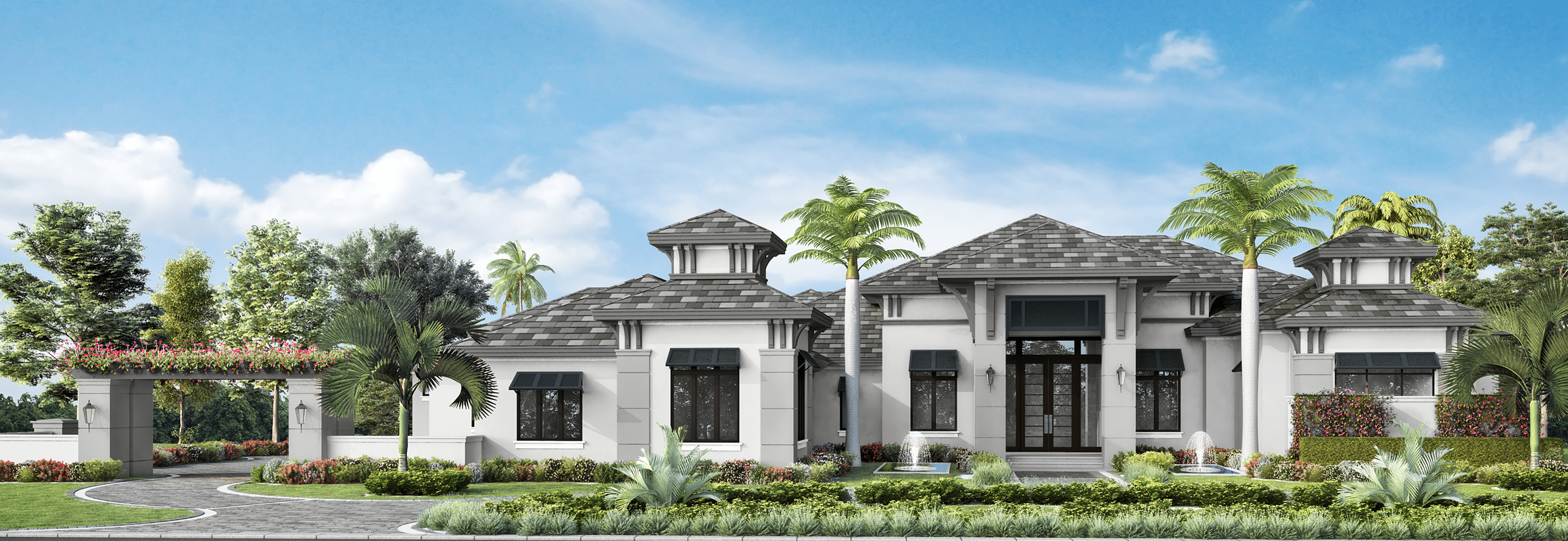 McGarvey Custom Homes Sells Brentwood Model