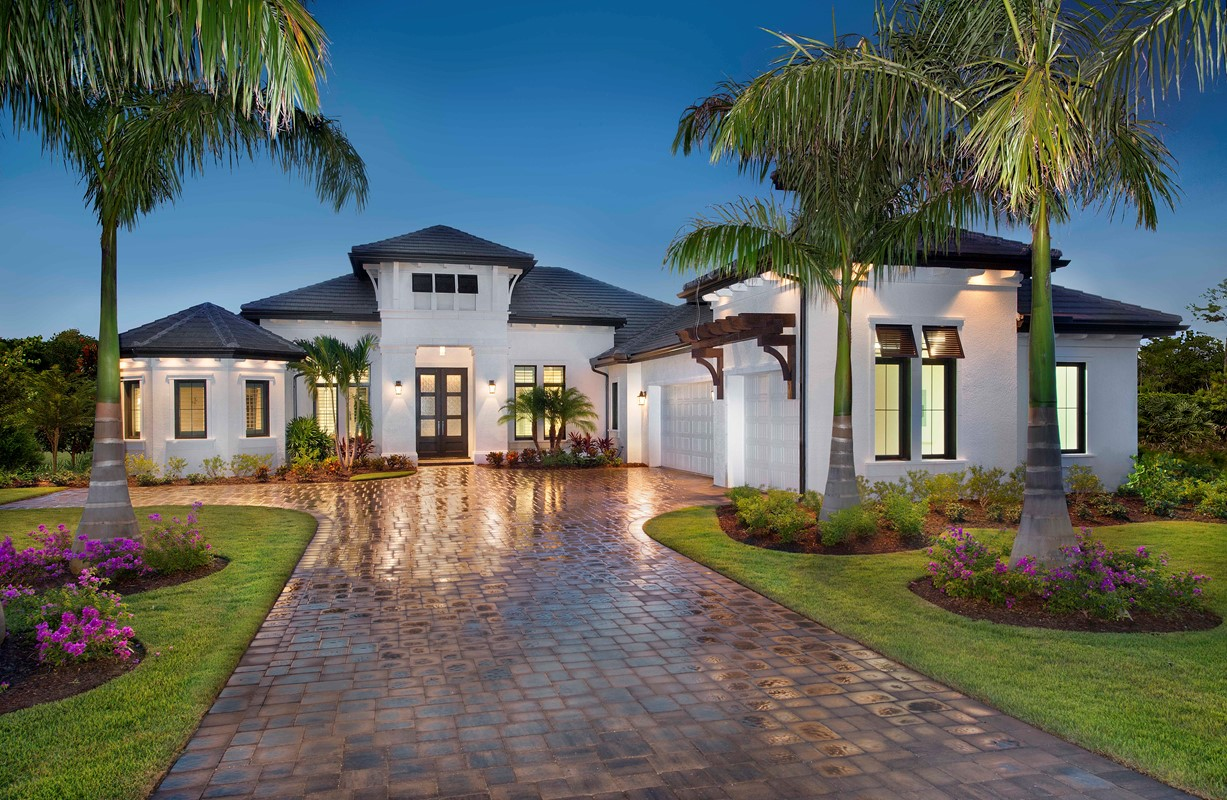 Two Estate Homes Sold in Quail West in August
