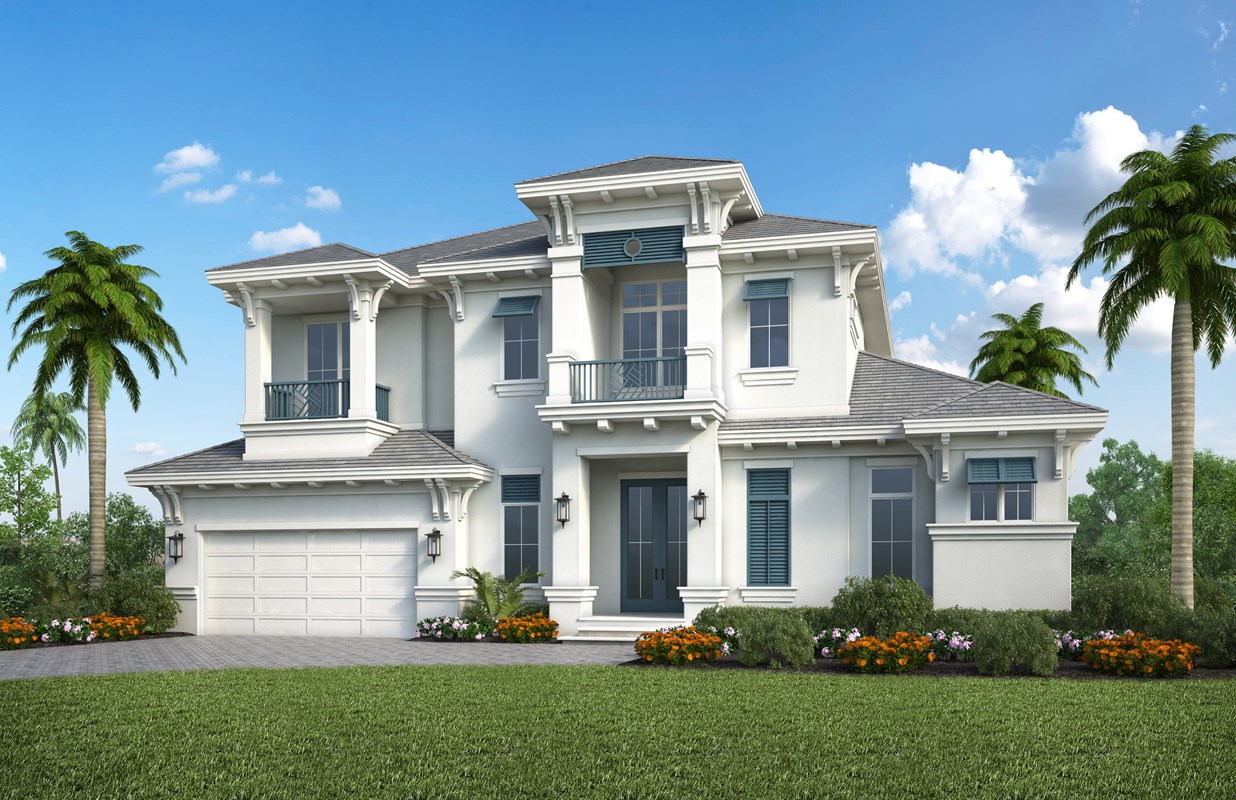 Stock Signature Homes to Start Second Model on Marco Island