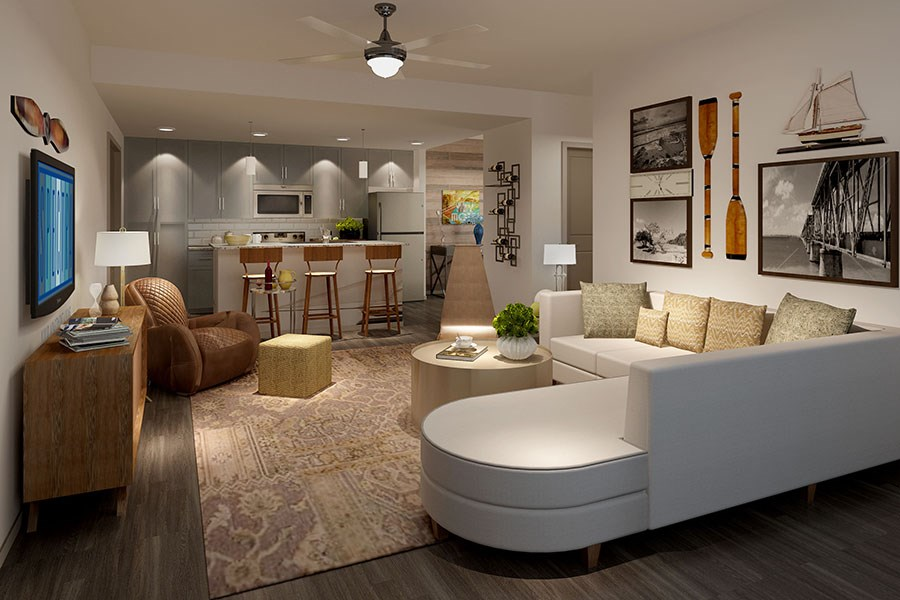 Spectra Apartments Quickly Signs 15 Leases In First Phase Of South Fort Myers' Newest Luxury Reisdential Complex