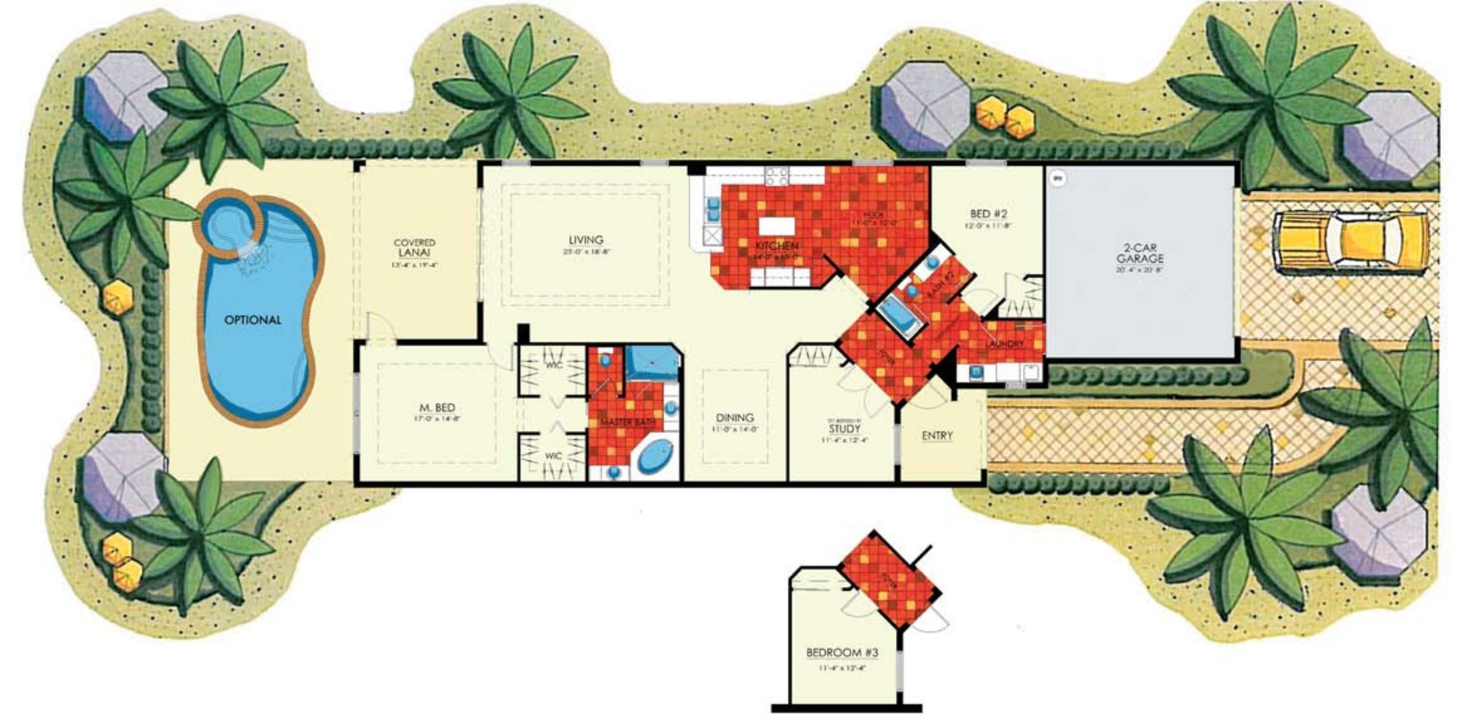 Sienna Floorplan