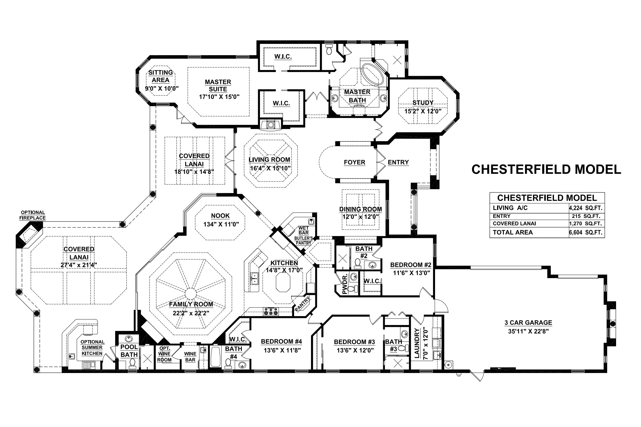 Chesterfield Floorplan