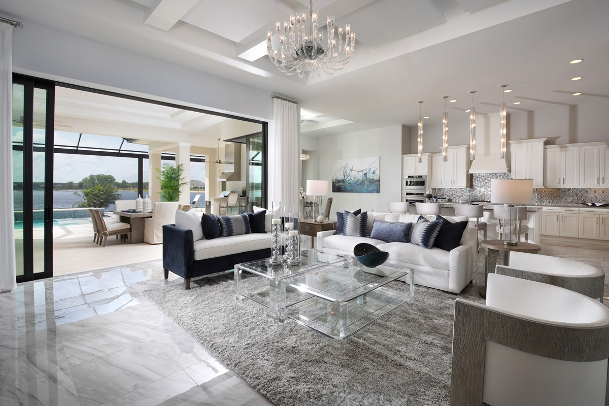 Stock's Quality & Style On Display Thoughout Southwest Florida:  Stunning Move-In Ready Homes Available