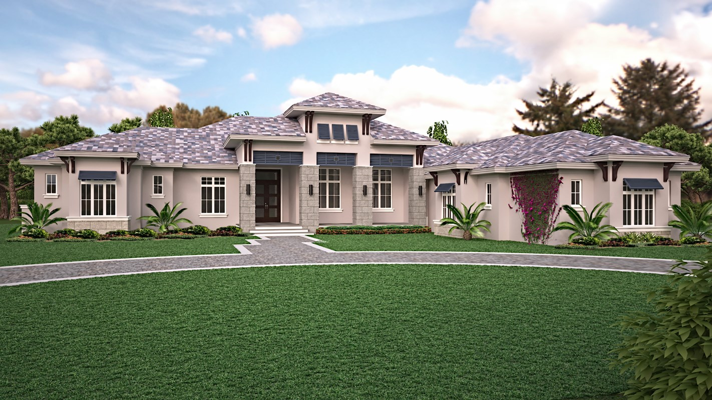 McGarvey Custom Homes Constructing New Estate Model in Quail West
