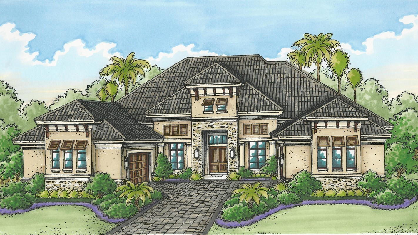 Five Unfurnished Inventory Homes  Available At Quail West