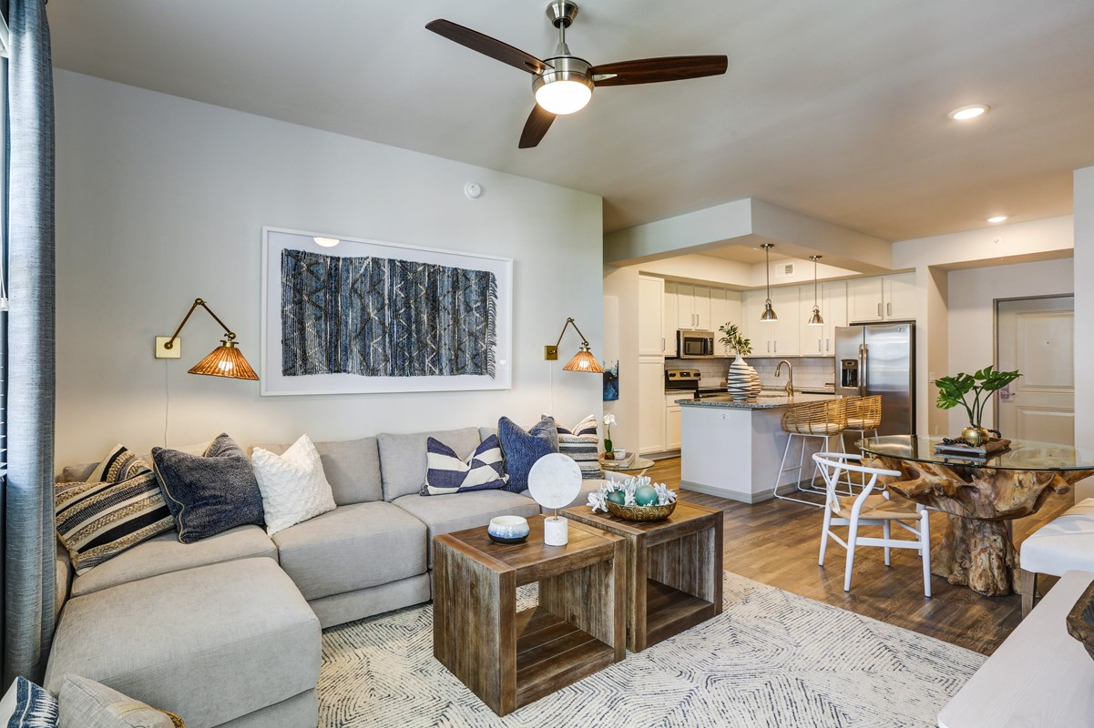 Inspira Apartments Celebrates Its  Clubhouse Grand Opening This Weekend