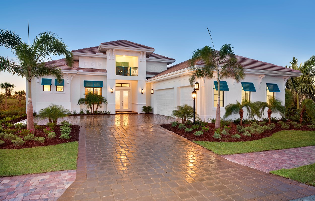 Stock Starts Construction of Models, Move-In Ready Homes at Naples Reserve