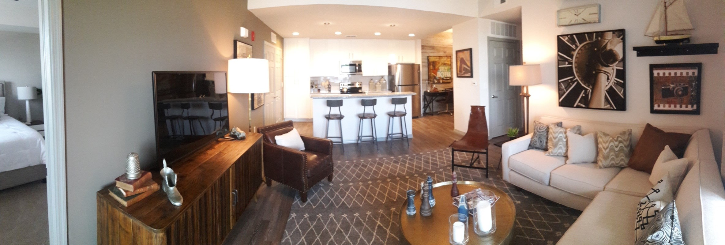 Furnished Model Open At Spectra Apartments: South Fort Myers' Newest Luxury Reisdential Complex