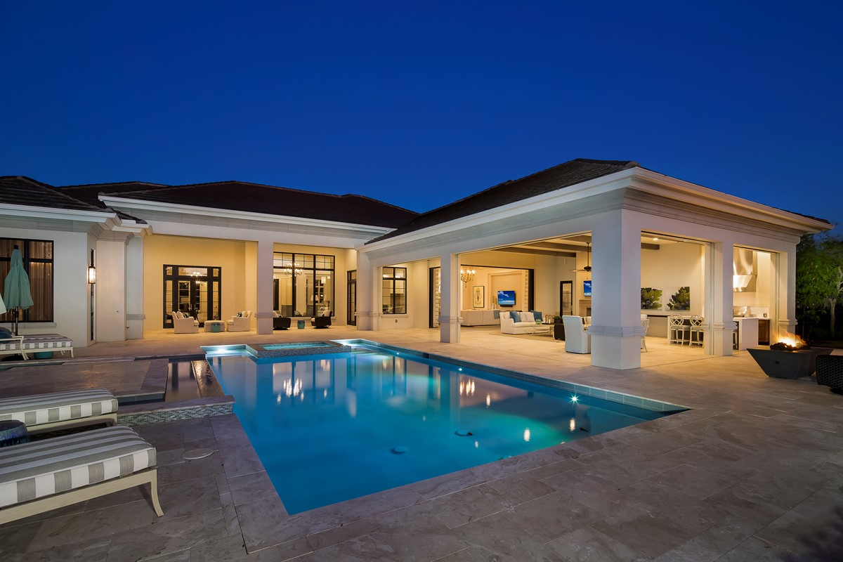 Stock Leads 2017 New Home Sales In Quail West