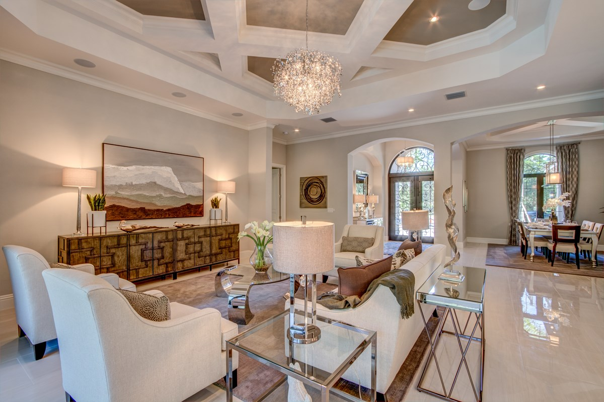 Estate Home Models Available Immediately in Quail West