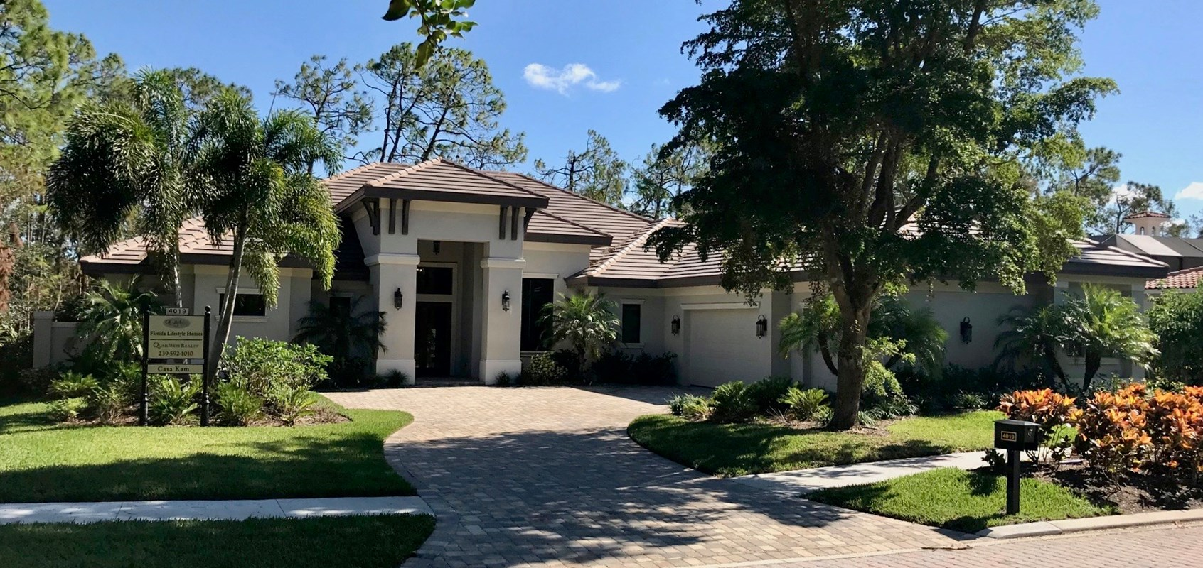 Florida Lifestyle Homes A Perfect Match For Quail West